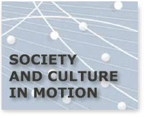"Logo ""Society and Culture in Motion"""